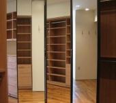 Tri-fold Mirror View 2