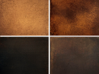 </a>Steel - Cold Rolled Faux Copper